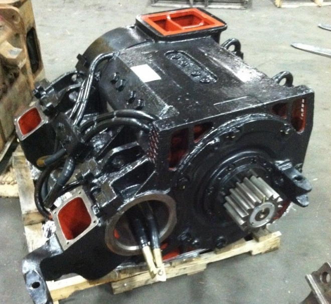 Rebuilt D77/78 Traction Motors
