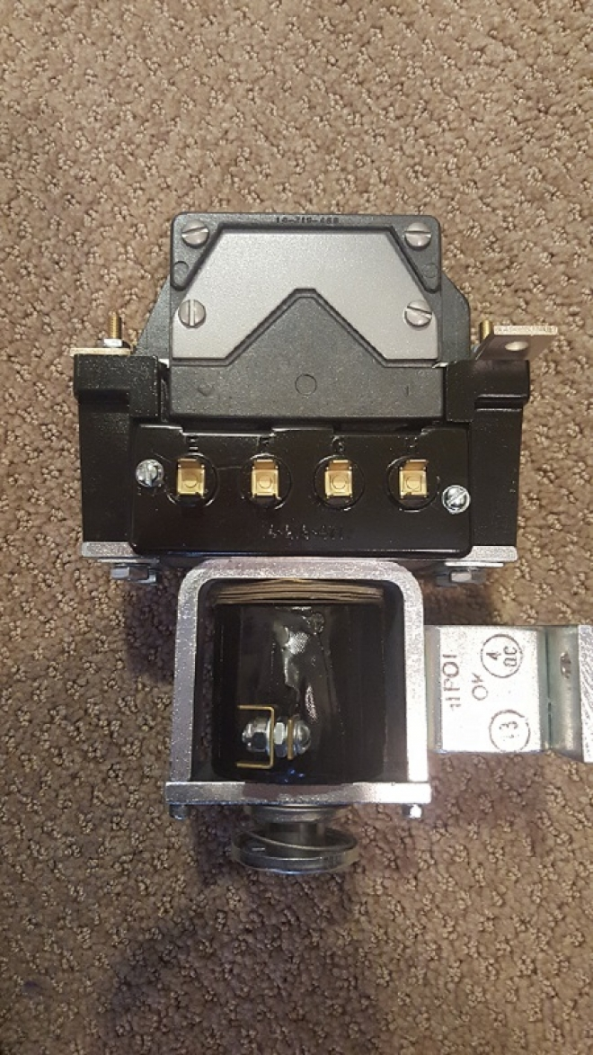 Battery Field Contactor