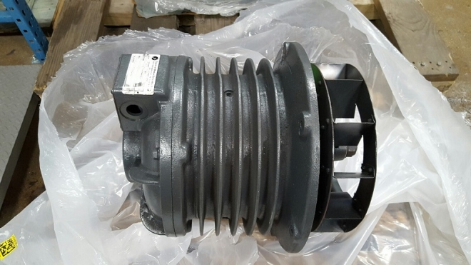 Traction Motor Blower
